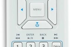 Acer H6510BD 3D Beamer Fernbedienung