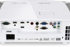 Acer H7550BD Full-HD Beamer Anschlüsse