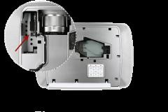Anschluss für Cromecast Dongel am Acer H7550BD DLP Projektor