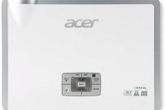 Acer K335 DLP Beamer Bedienfeld
