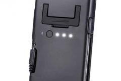 Aiptek MobileCinema A50P Mini Beamer Rückseite