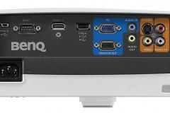 BenQ MW705 3D DLP-Beamer Anschluesse
