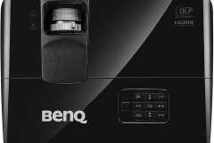 BenQ TH682ST Beamer Bedienfeld