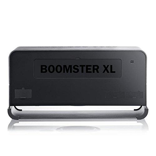 test teufel boomster xl bluetooth lautsprecher hifi. Black Bedroom Furniture Sets. Home Design Ideas