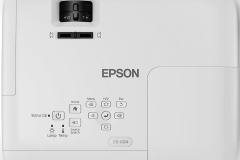 Epson EB-U04 Full-HD Beamer Bedienfeld