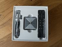 Verpackung ExquizOn S6 Mini Würfel Beamer