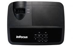 Infocus IN118HDA Full-HD Beamer Bedienfeld