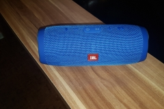 JBL Charge 3 Bluetooth Lautsprecher Blau