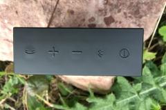 JBL GO Portable Bluetooth Lautsprecher test - bedienhung