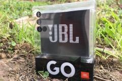 JBL GO Portable Bluetooth Lautsprecher test in der packung