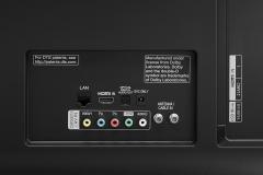 LG 43UJ635V UHD Fernseher Anschlüsse