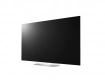 LG 55EG9A7V 55 Zoll Fernseher seitlich