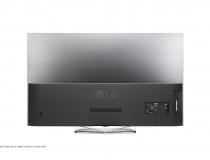 LG 55EG9A7V 55 Zoll Fernseher von hinten