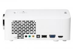 LG PF1500G LED Beamer Anschlüsse