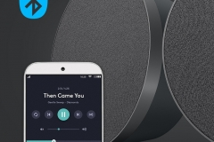 Logitech MX Sound PC Lautsprecher Bluetooth