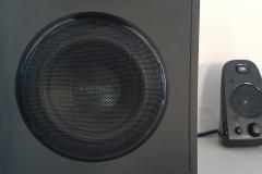 Logitech Z625 Computer Lautsprecher mit Subwoofer