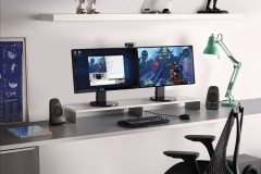 Logitech Z625 PC Lautsprecher Schreibtisch