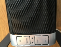 MEDION LIFE E64126 2.1 Soundbar Bedienfeld