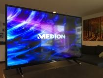 MEDION LIFE X17032 Ultra HD Fernseher