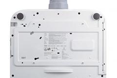 NEC NP-PA622U Unterseite