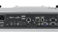 Optoma EH319UST Full HD Beamer Anschlüsse