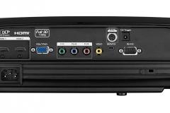 Optoma HD300X Anschlüsse