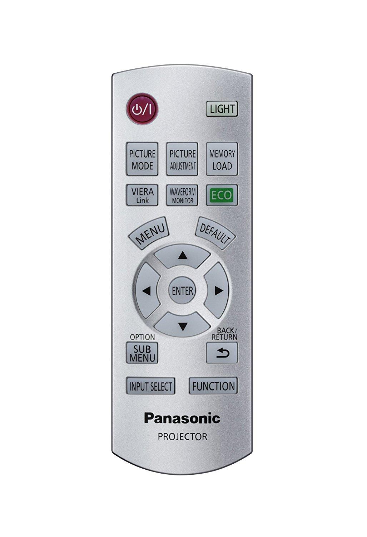 Panasonic Pt-Ah1000e Test