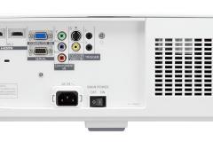 Panasonic PT-AH1000E Beamer Anschlüsse