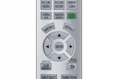 Panasonic PT-AH1000E Fernbedienung