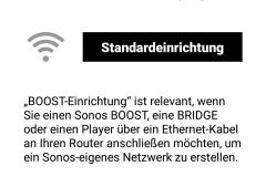 Sonos PLAYBAR Soundbar Inbetrieb nehmen