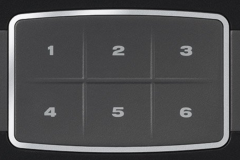 """Bose S""""oundTouch 10"""" Bedienfeld"""