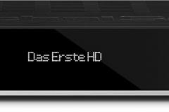 TechniSat Digit ISIO STC Receiver USB-Port
