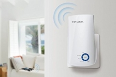 TP-Link-TL-WA854RE-WLAN-Repeater-positionieren