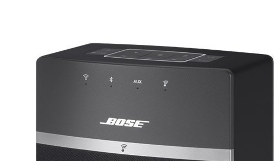 bose soundtouch 10 bluetooth lautsprecher hifi. Black Bedroom Furniture Sets. Home Design Ideas