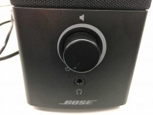 Bose Companion 2 Serie III Lautstärkenregler