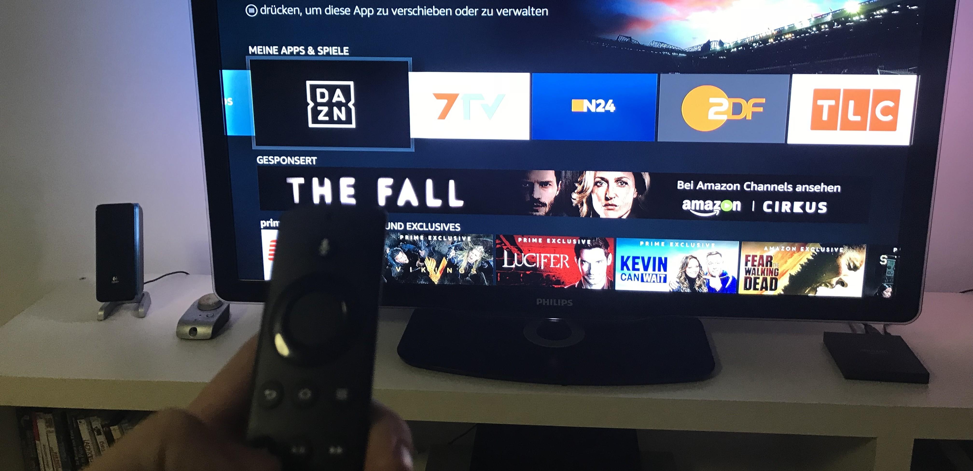Der Amazon Fire TV Stick