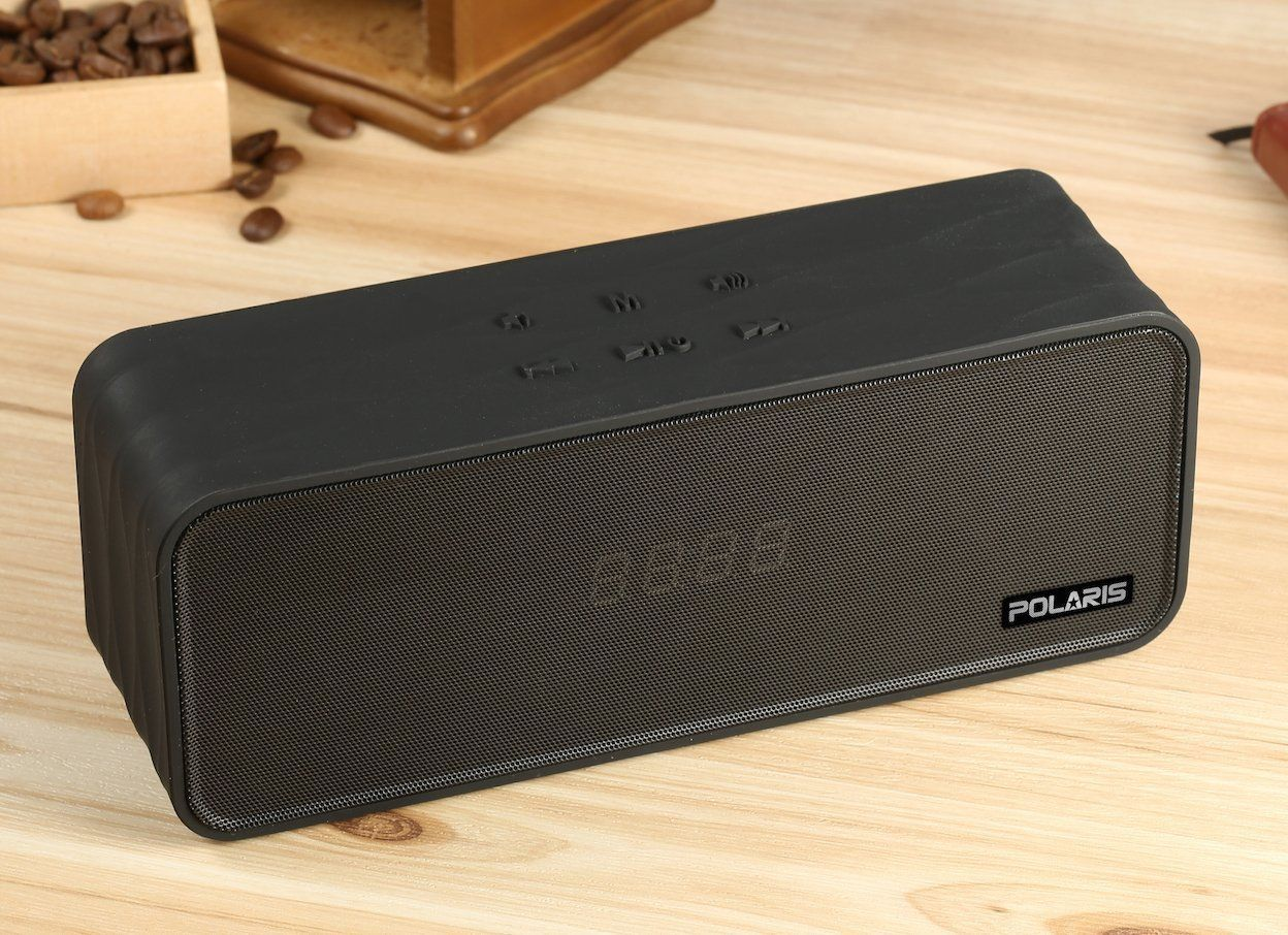polaris v8 bluetooth lautsprecher soundtest hifi. Black Bedroom Furniture Sets. Home Design Ideas