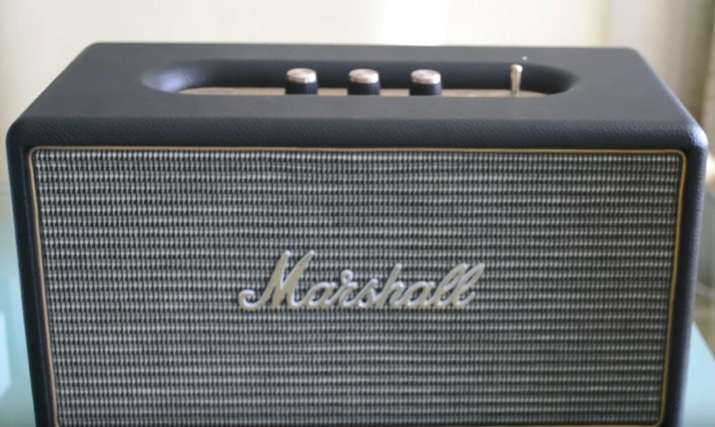 "TEST –Marshall ""Stanmore"" Bluetooth Lautsprecher"
