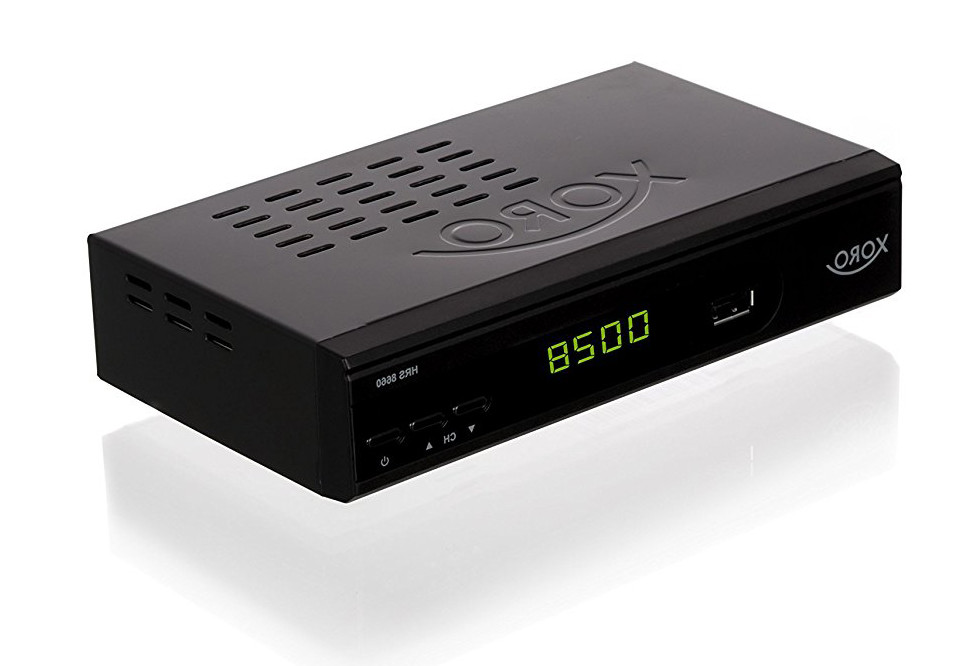 test xoro hrs 8660 satelliten receiver hifi. Black Bedroom Furniture Sets. Home Design Ideas