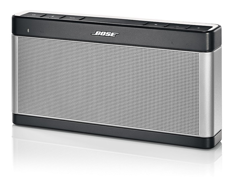 test bose soundlink 3 bluetooth lautsprecher hifi. Black Bedroom Furniture Sets. Home Design Ideas