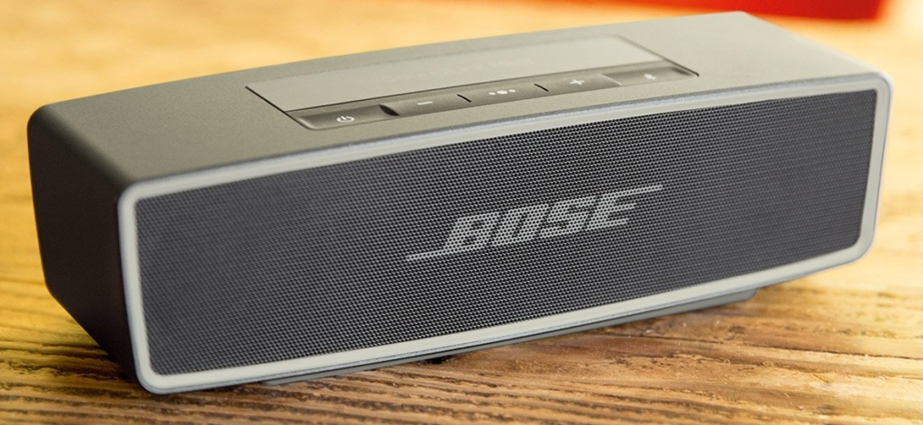 test bose soundlink mini ii bluetooth lautsprecher hifi. Black Bedroom Furniture Sets. Home Design Ideas