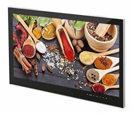 DYON Culina 61 cm (23,8 Zoll) Fernseher (Full-HD, Triple Tuner (DVB-C/-S2/-T2) für Wand- oder Schrankmontage