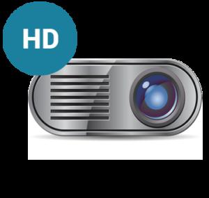 Full-HD Beamer