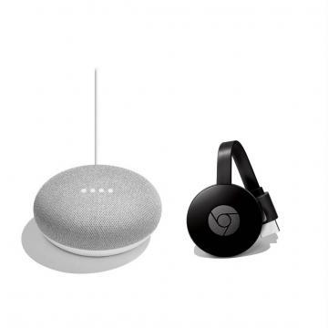 Google Home Mini & Chromecast