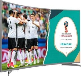 Samsung Curved TVs mit 55 Zoll