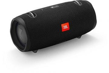 JBL Xtreme 2 Tragbarer Bluetooth-Lautsprecher, schwarz