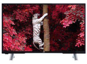 JVC LT-43VF53A 110 cm (43 Zoll) Fernseher (Full HD, Triple Tuner, Smart TV)