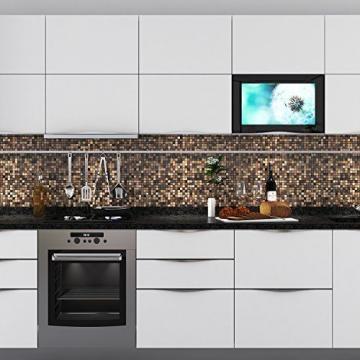 Kücheneinbau-TV Fernseher SK-215A11 54,6 cm (21,5 Zoll) Full-HD, Triple Tuner, HDMI, USB - 2
