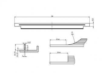 Kücheneinbau-TV Fernseher SK-215A11 54,6 cm (21,5 Zoll) Full-HD, Triple Tuner, HDMI, USB - 7