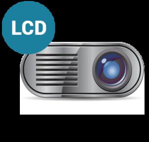 LCD-Beamer